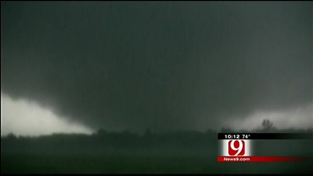 Image of the Joplin Tornado