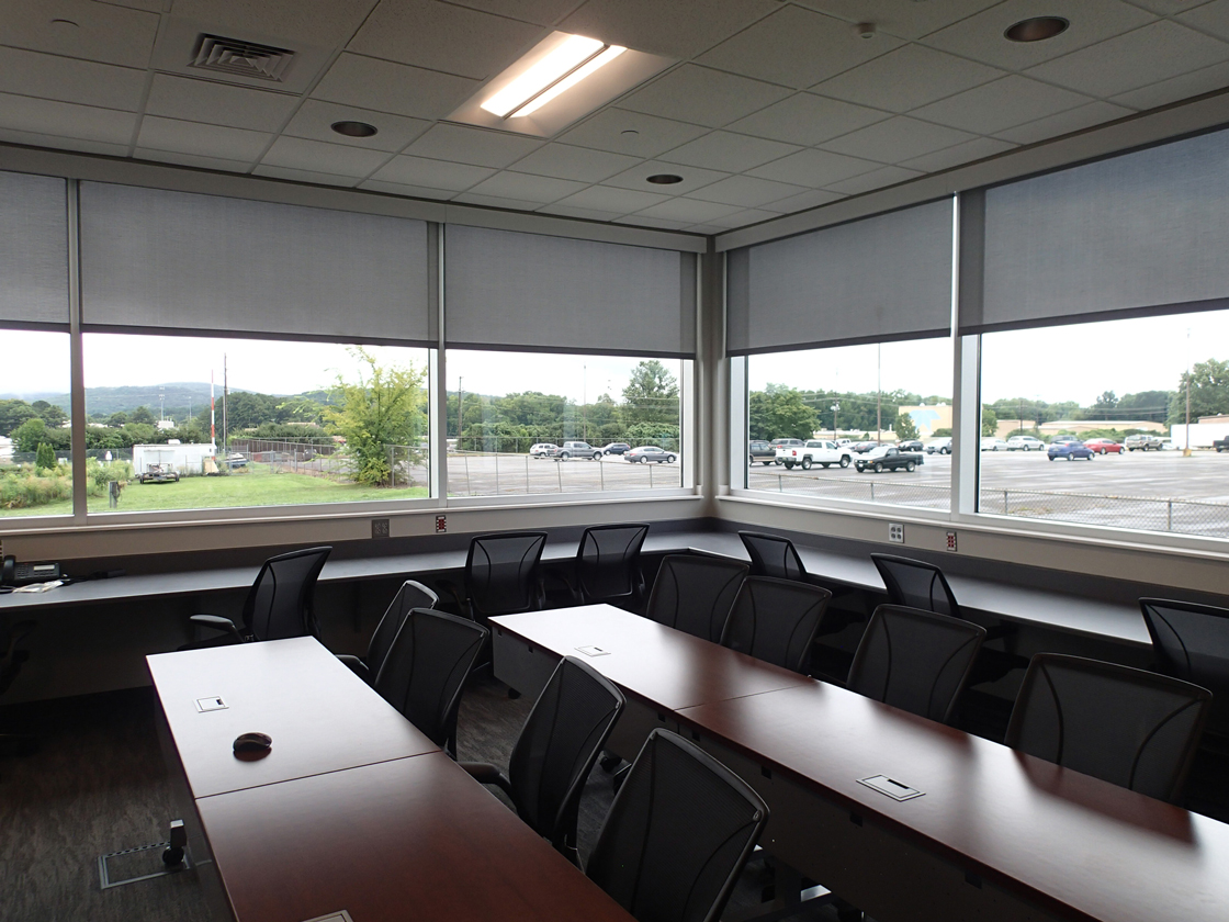 The Command Center At SWIRLL With Ballistic Proof Glass